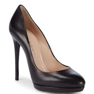 Casadei Heels (black, sz 37)